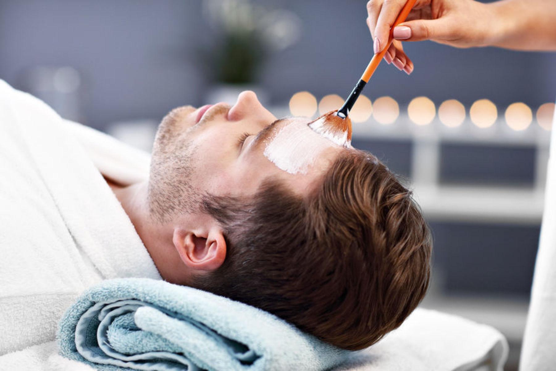 Gezichtsverzorging mannen | Beauty with Senses
